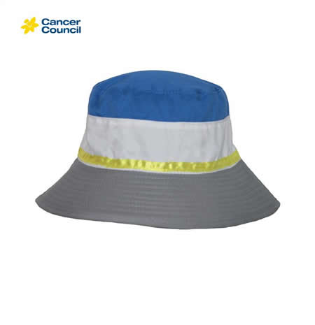 RH023 Storm Colour Block Bucket Hat