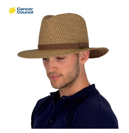 RM733 Outback Lightweight Fedora - Unisex